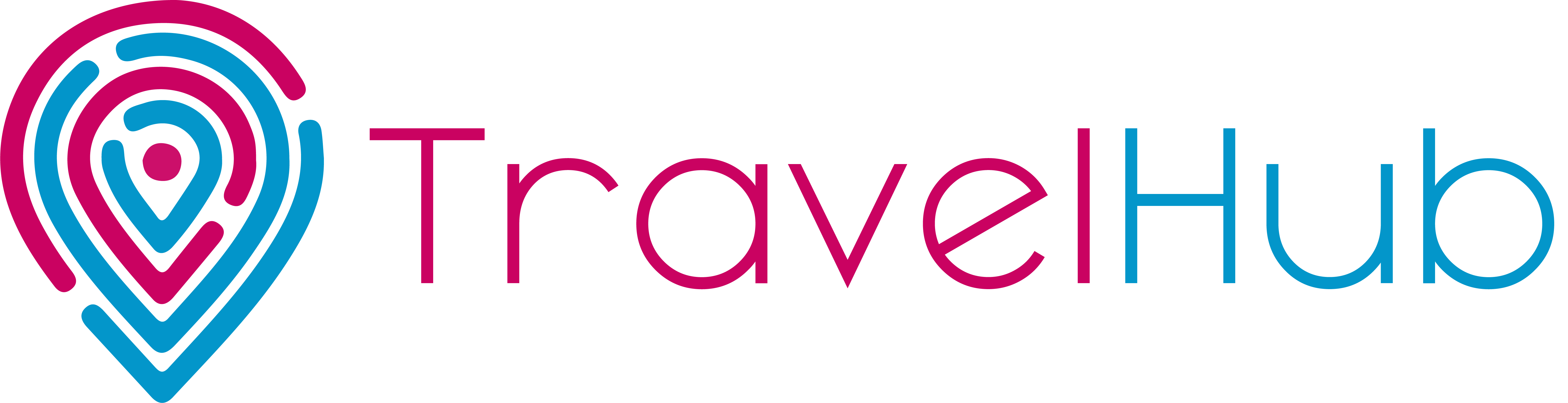 travelhub logo